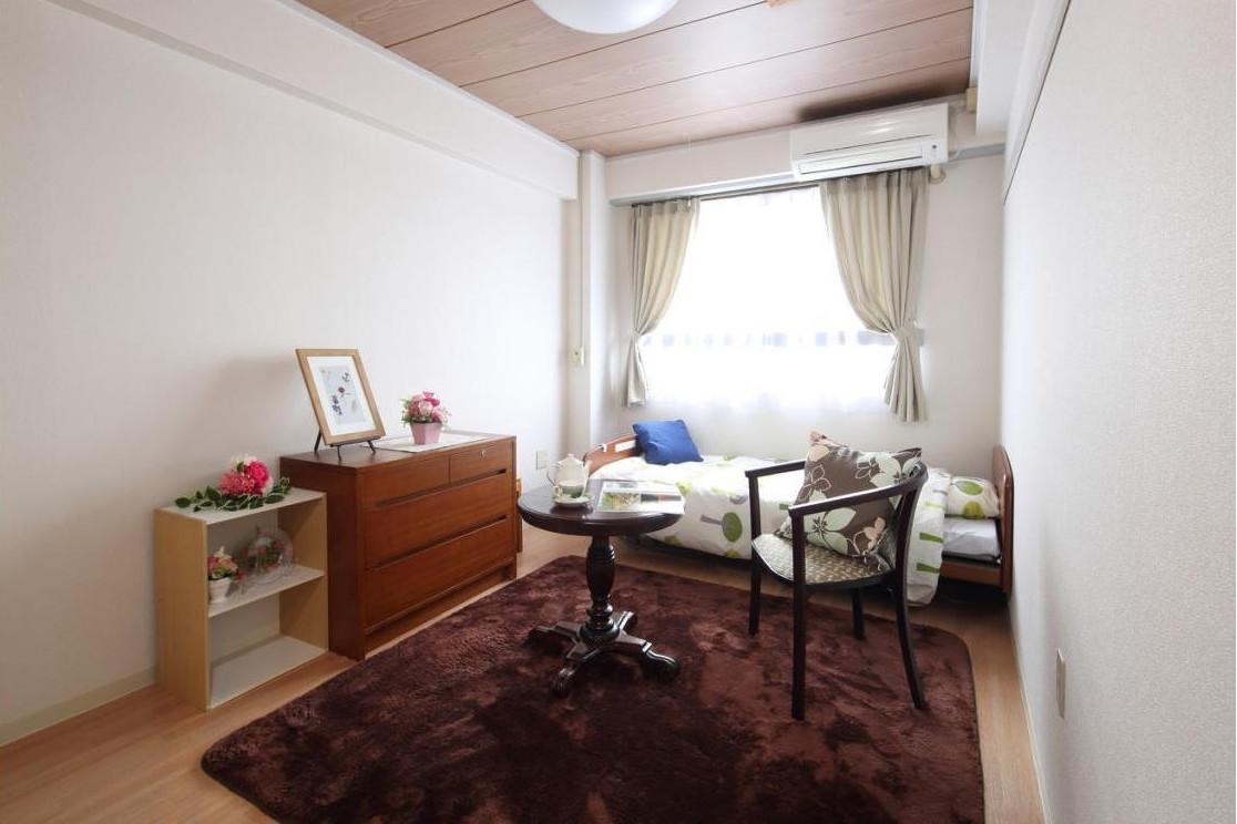 グラニー栄・横浜(介護付有料老人ホーム(一般型特定施設入居者生活介護))の画像(2)居室イメージ
