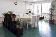 ボンセジュールたまプラーザ(介護付有料老人ホーム(一般型特定施設入居者生活介護))の画像(6)2F 談話スペース