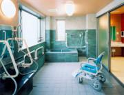 フローレンスケア美しが丘(介護付有料老人ホーム)の画像(4)浴室