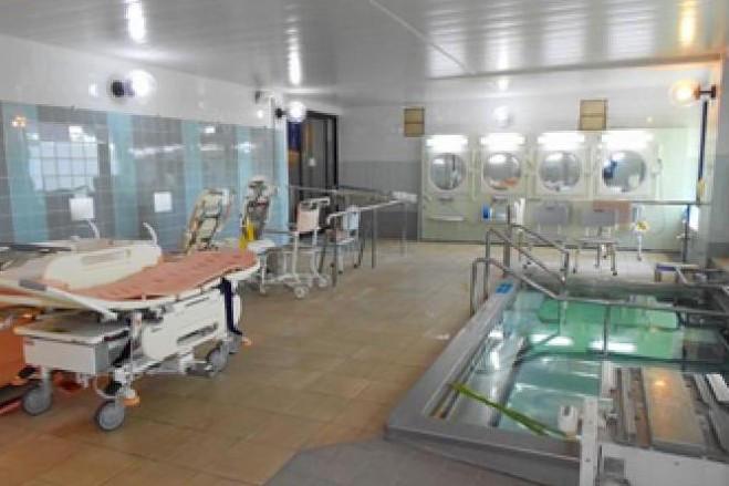 メディカルホームくらら青葉台(介護付有料老人ホーム(一般型特定施設入居者生活介護))の画像(9)1F 浴室