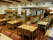 クレールレジデンス桜台(サービス付き高齢者向け住宅)の画像(11)食堂