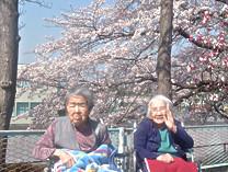 グッドタイムホーム・さくら台(介護付有料老人ホーム)の画像(8)外出レクリエーション