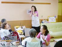 グッドタイムホーム・さくら台(介護付有料老人ホーム)の画像(3)ボランティア