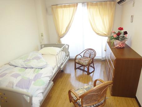 グッドタイムホーム・さくら台(介護付有料老人ホーム)の画像(11)居室