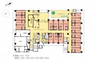ニチイホームセンター北(介護付有料老人ホーム)の画像(19)4階の間取り図