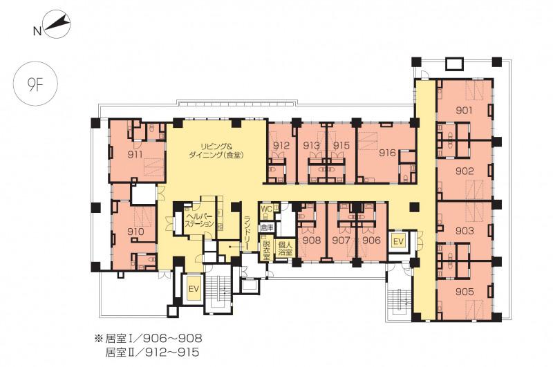 ニチイホームセンター北(介護付有料老人ホーム)の画像(24)