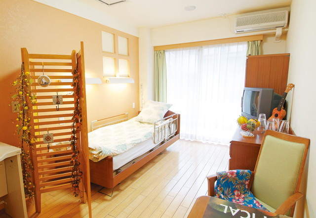 SOMPOケア ラヴィーレあざみ野(介護付有料老人ホーム)の画像(5)居室