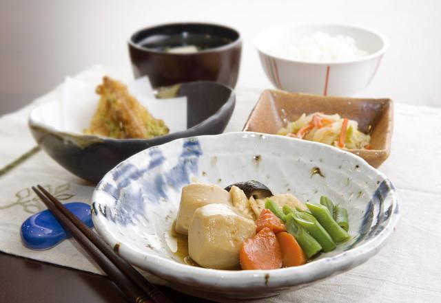 SOMPOケア ラヴィーレあざみ野(介護付有料老人ホーム)の画像(7)お料理