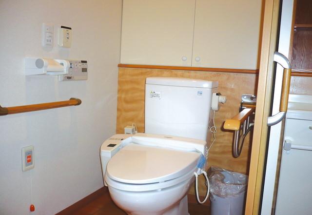 SOMPOケア ラヴィーレあざみ野(介護付有料老人ホーム)の画像(11)お手洗い