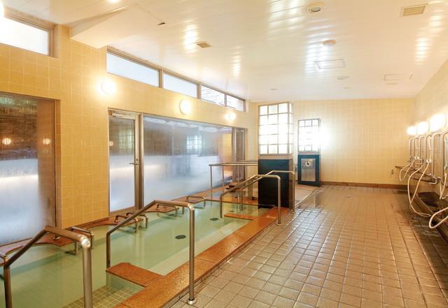 SOMPOケア ラヴィーレあざみ野(介護付有料老人ホーム)の画像(12)浴室