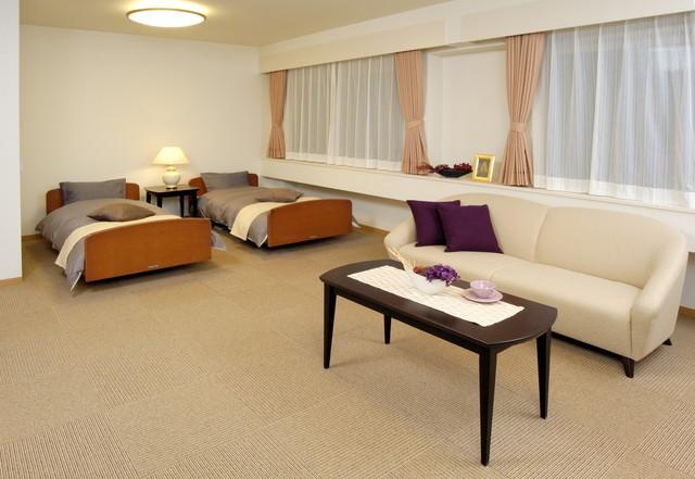グッドタイムホーム・不動前(介護付有料老人ホーム)の画像(9)夫婦居室