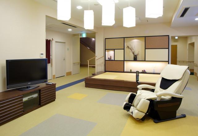 グッドタイムホーム・不動前(介護付有料老人ホーム)の画像(10)リラックスルーム