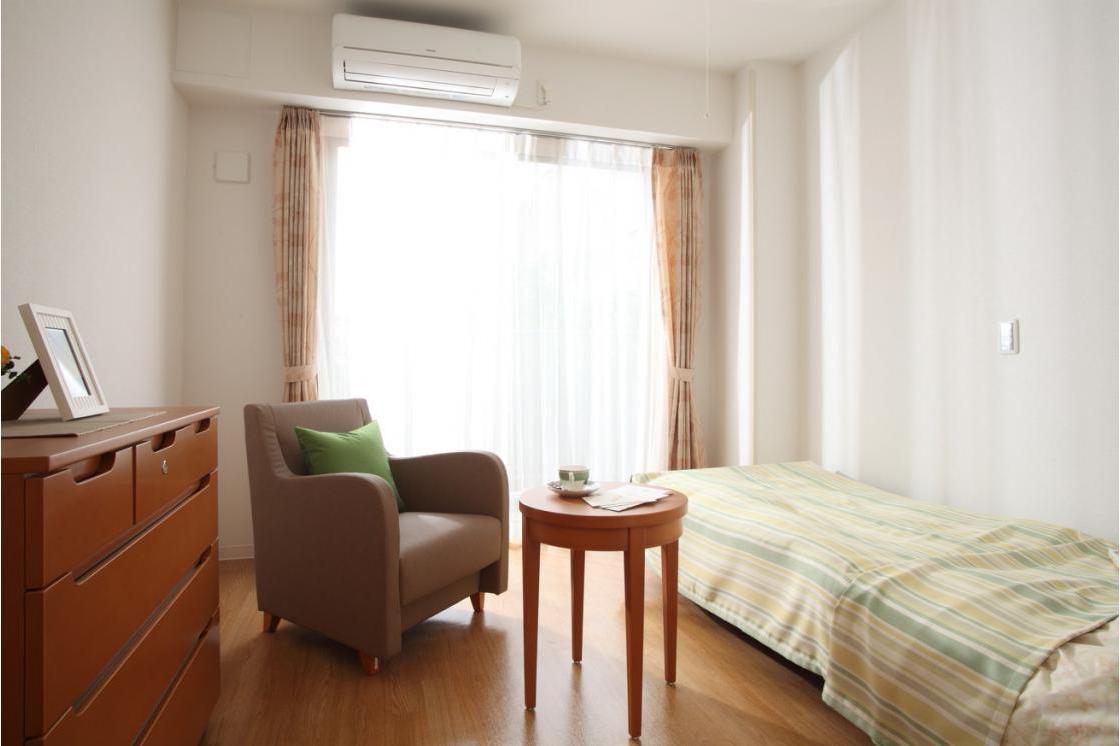 メディカルホームまどか町田(介護付有料老人ホーム(一般型特定施設入居者生活介護))の画像(2)居室イメージ