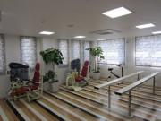 ラ・ナシカよこすか(介護付有料老人ホーム)の画像(4)機能訓練室