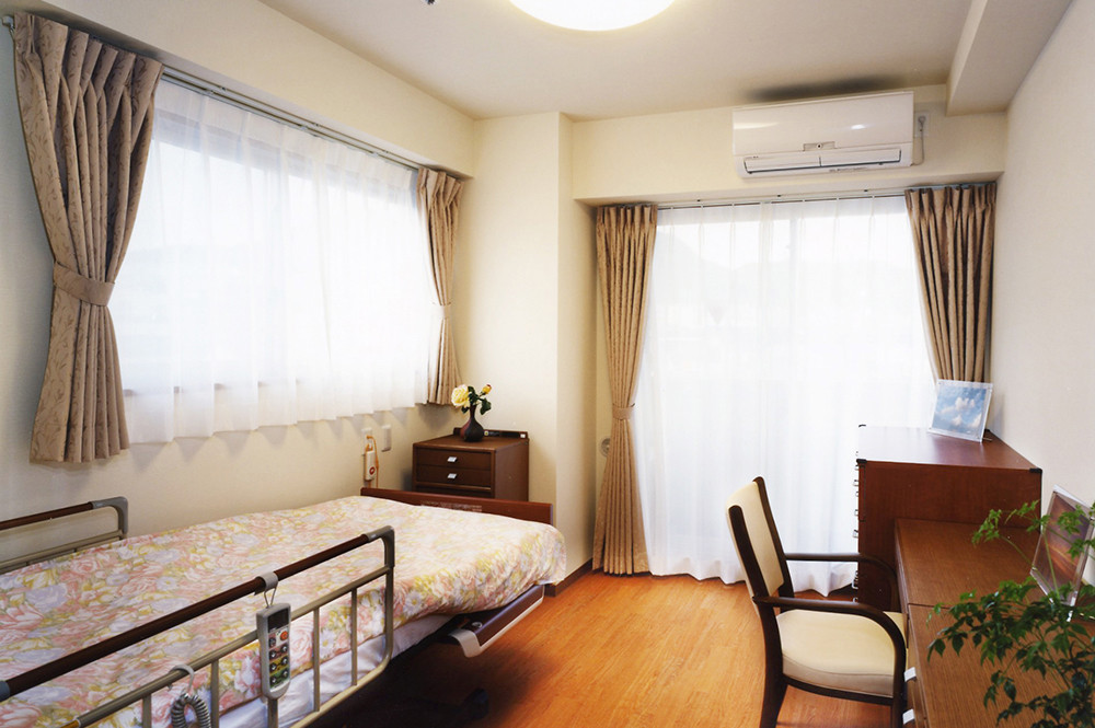 プラージュ・シエル湘南長沢(介護付有料老人ホーム)の画像(3)居室