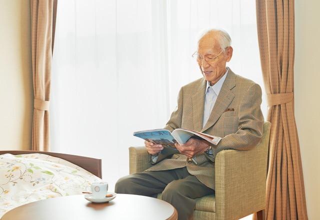 SOMPOケア ラヴィーレ葉山(介護付有料老人ホーム)の画像(26)