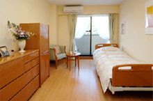 葉山の丘(介護付有料老人ホーム)の画像(3)居室