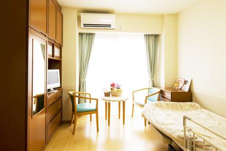 ツクイ・サンシャイン三浦(介護付有料老人ホーム)の画像(3)居室例