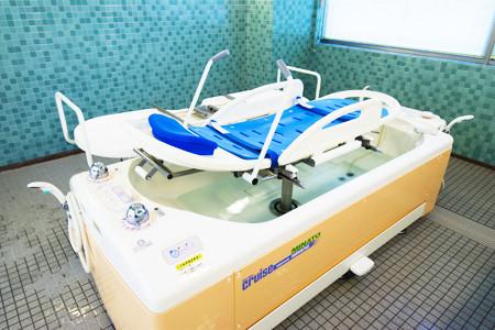 ツクイ・サンシャイン三浦(介護付有料老人ホーム)の画像(7)特殊浴