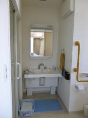 あんじゅ三崎口(サービス付き高齢者向け住宅)の画像(6)洗面所