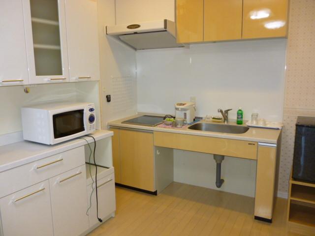 あんじゅ三崎口(サービス付き高齢者向け住宅)の画像(2)キッチン