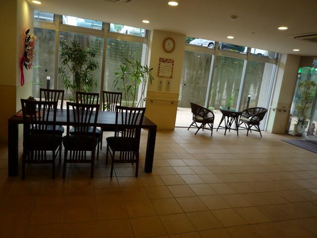 あんじゅ三崎口(サービス付き高齢者向け住宅)の画像(19)食堂