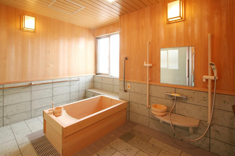 アリア碑文谷(介護付有料老人ホーム(一般型特定施設入居者生活介護))の画像(7)3F 浴室