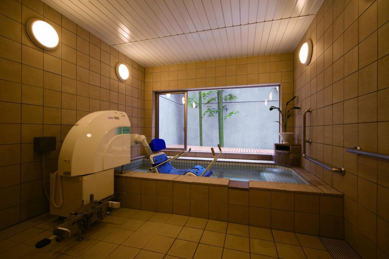 アリア碑文谷(介護付有料老人ホーム(一般型特定施設入居者生活介護))の画像(8)B1F 浴室