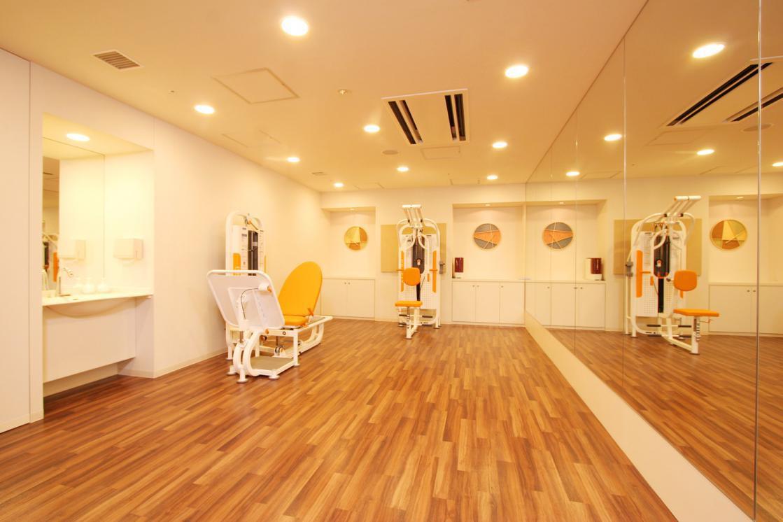 アリア碑文谷(介護付有料老人ホーム(一般型特定施設入居者生活介護))の画像(9)1F 機能訓練室