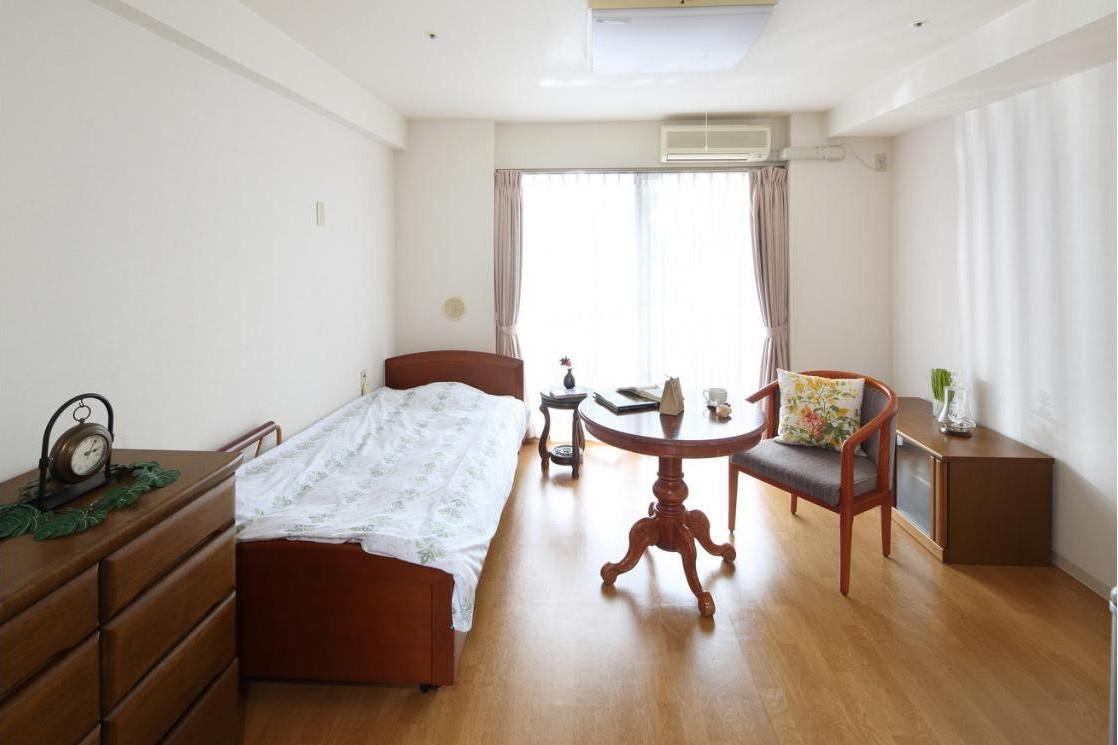 グランダ鎌倉山(住宅型有料老人ホーム)の画像(2)居室イメージ