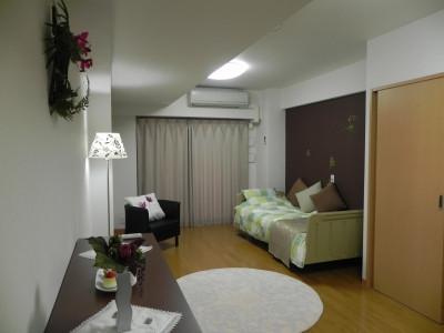 ミモザ白寿庵鎌倉(サービス付き高齢者向け住宅)の画像(3)モデルルーム
