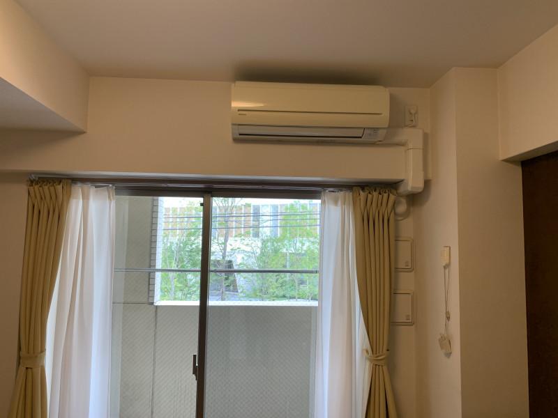 ミモザ白寿庵鎌倉(サービス付き高齢者向け住宅)の画像(19)エアコン付き