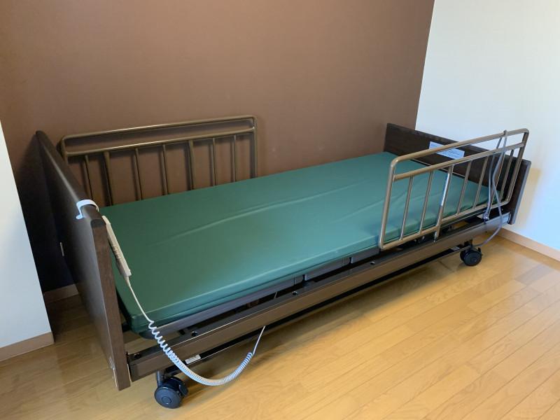 ミモザ白寿庵鎌倉(サービス付き高齢者向け住宅)の画像(22)レンタルベッド