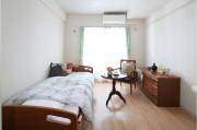 グランダ深沢・鎌倉(介護付有料老人ホーム(一般型特定施設入居者生活介護))の画像(2)居室イメージ