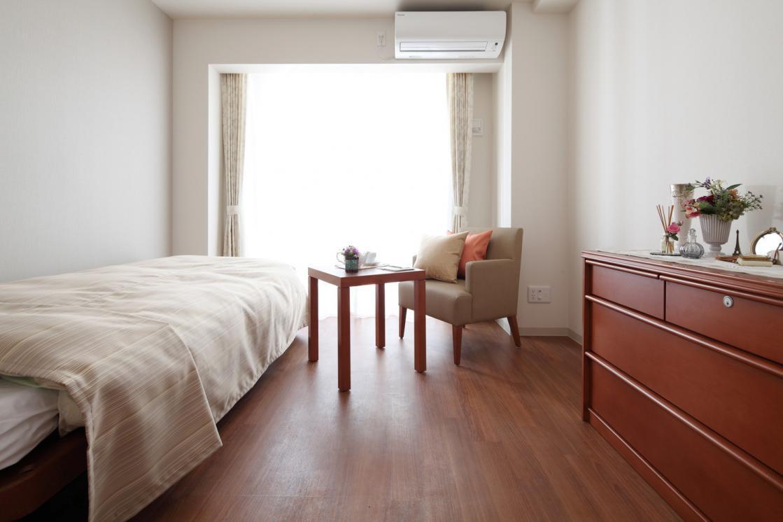 グランダ学芸大学(介護付有料老人ホーム(一般型特定施設入居者生活介護))の画像(2)居室イメージ