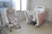 フェリエドゥ高座渋谷(住宅型有料老人ホーム)の画像(5)チェア浴