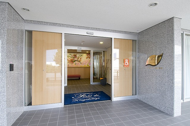 フェリエドゥ高座渋谷(住宅型有料老人ホーム)の画像(2)エントランス