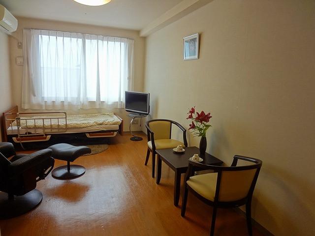 フェリエドゥ高座渋谷(住宅型有料老人ホーム)の画像(4)居室