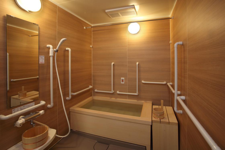 グランダ杉並方南町(介護付有料老人ホーム(一般型特定施設入居者生活介護))の画像(6)2F 浴室
