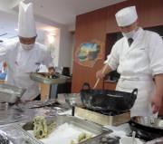 グレースメイト鷺ノ宮弐番館(介護付有料老人ホーム)の画像(12)イベント食の様子