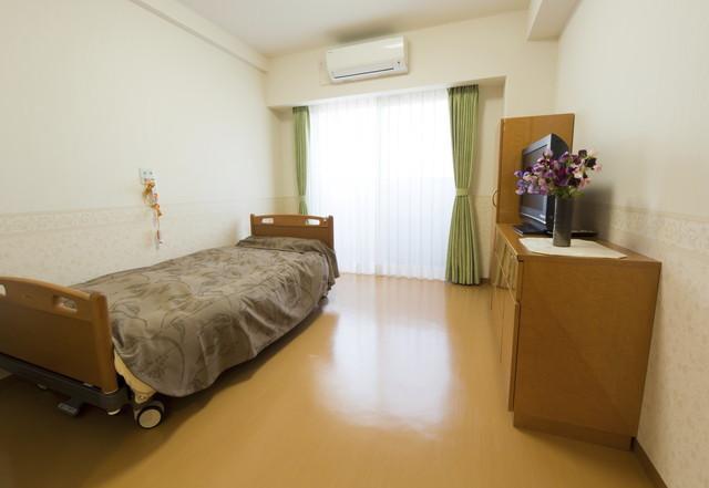 グレースメイト鷺ノ宮弐番館(介護付有料老人ホーム)の画像(7)広々とした居室