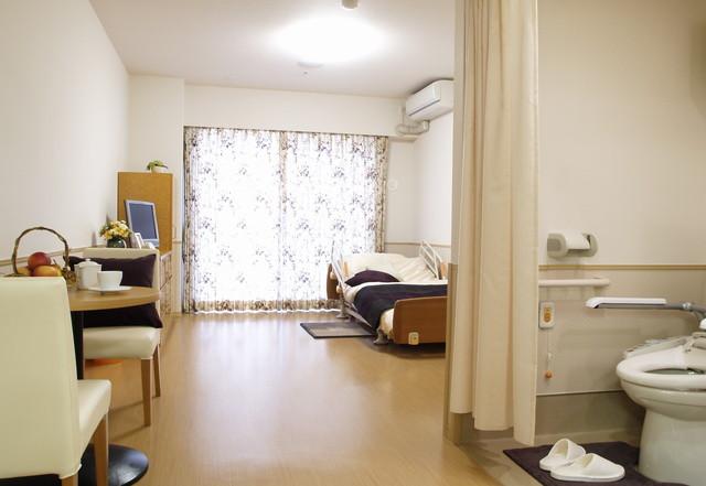 グレースメイト鷺ノ宮(介護付有料老人ホーム)の画像(7)居室