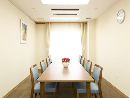 グッドタイムナーシングホーム・保土ヶ谷(介護付有料老人ホーム)の画像(6)相談室