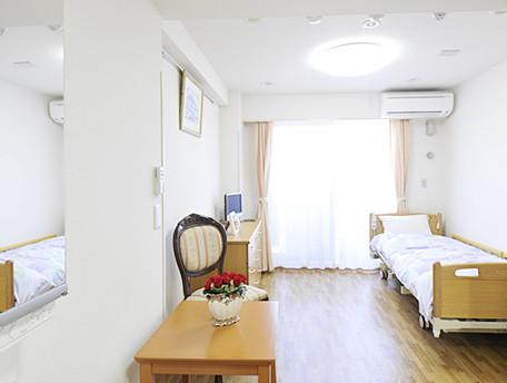 グッドタイムナーシングホーム・保土ヶ谷(介護付有料老人ホーム)の画像(7)居室