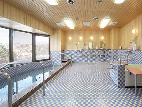 グッドタイムナーシングホーム・保土ヶ谷(介護付有料老人ホーム)の画像(10)浴室