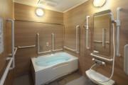 リハビリホームボンセジュール茅ヶ崎(介護付有料老人ホーム(一般型特定施設入居者生活介護))の画像(7)浴室
