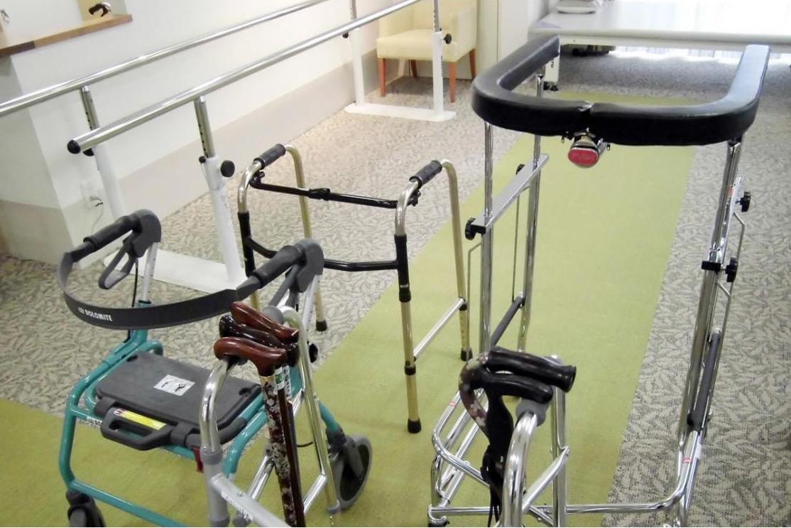 リハビリホームボンセジュール茅ヶ崎(介護付有料老人ホーム(一般型特定施設入居者生活介護))の画像(9)機能訓練スペース