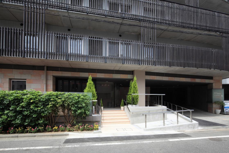 アリア恵比寿(介護付有料老人ホーム(一般型特定施設入居者生活介護))の画像(3)1F エントランス