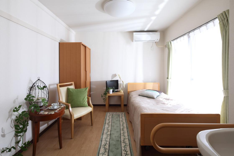 メディカルホームくらら三鷹(介護付有料老人ホーム(一般型特定施設入居者生活介護))の画像(2)居室イメージ