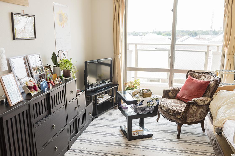 メディカル・リハビリホームくらら武蔵境(介護付有料老人ホーム(一般型特定施設入居者生活介護))の画像(3)居室イメージ